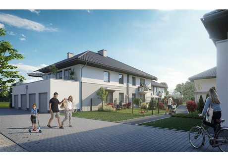 Mieszkanie na sprzedaż - RAJSKA Zielone, Rumia, Wejherowo, 79,05 m², 430 000 PLN, NET-SU03705