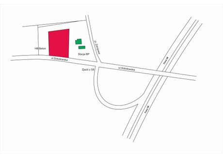 Działka do wynajęcia - Sokołowska Wypędy, Raszyn (Gm.), Pruszkowski (Pow.), 5000 m², 25 000 PLN, NET-523