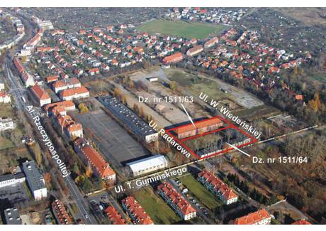 Działka na sprzedaż - Al. Rzeczypospolitej, dz. Legnica, 7410 m², 999 000 PLN, NET-393