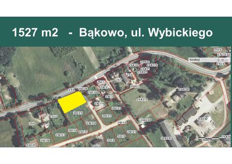 Działka na sprzedaż - gen. Józefa Wybickiego Bąkowo, Kolbudy (gm.), Gdański (pow.), 1527 m², 224 000 PLN, NET-12524