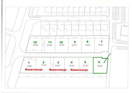 Działka na sprzedaż - Grudziądz, 802 m², 136 340 PLN, NET-63350285