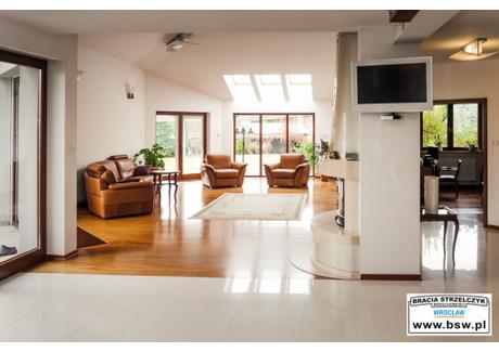 Dom na sprzedaż - Mirków, Długołęka (gm.), Wrocławski (pow.), 346 m², 3 590 000 PLN, NET-DS00181