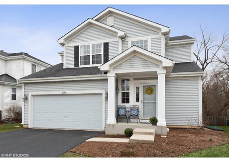 Dom na sprzedaż - 241 South Cornerstone Drive Volo, Usa, 164,62 m², 215 000 USD (819 150 PLN), NET-58736523