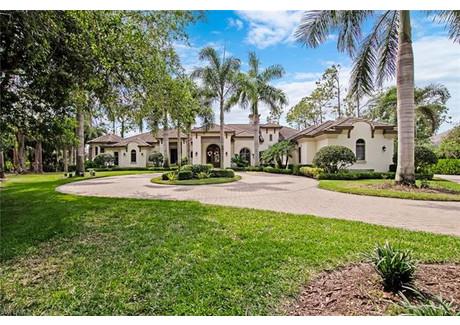 Dom na sprzedaż - 2732 Buckthorn WAY Naples, Usa, 445,93 m², 3 390 000 USD (12 780 300 PLN), NET-58736642