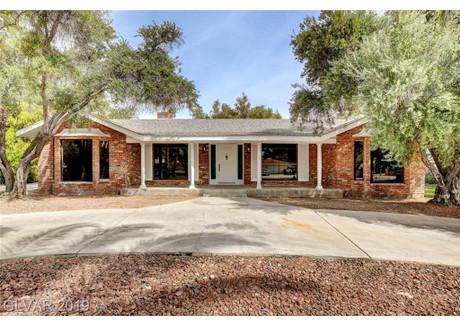 Dom na sprzedaż - 5486 ALFRED Drive Las Vegas, Usa, 259,76 m², 499 999 USD (1 904 996 PLN), NET-58723398