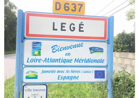 Działka na sprzedaż - Lege, Francja, 762 m², 56 317 Euro (238 784 PLN), NET-48688207